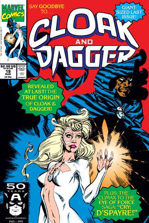 The Mutant Misadventures of Cloak and Dagger (1988) #19