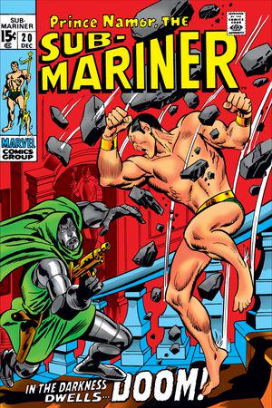 Sub-Mariner (1968) #20