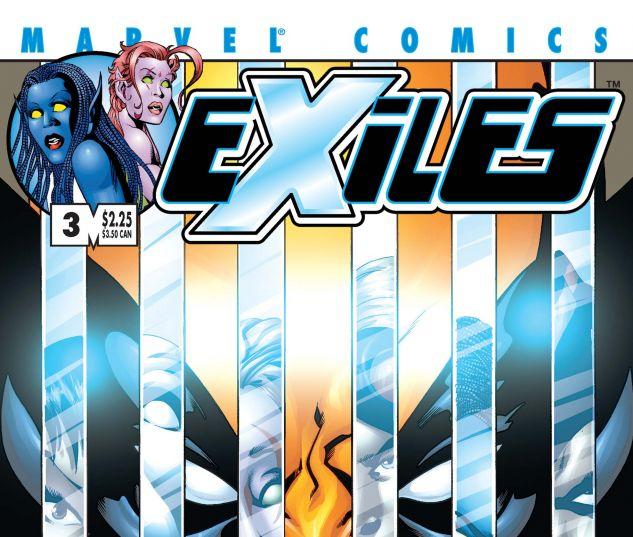 EXILES (2001) #3