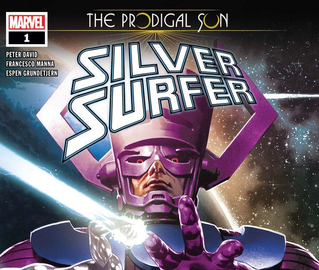 SILVER SURFER: THE PRODIGAL SUN 1 #1