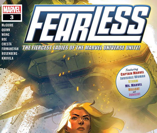 Fearless #3