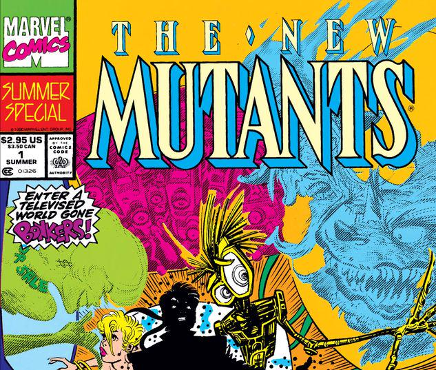 NEW MUTANTS SUMMER SPECIAL 1 #1