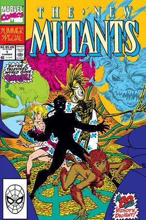 New Mutants Summer Special (1990) #1