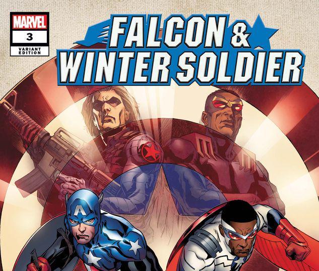 Falcon & Winter Soldier #3