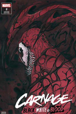Carnage: Black, White & Blood (2021) #2 (Variant)