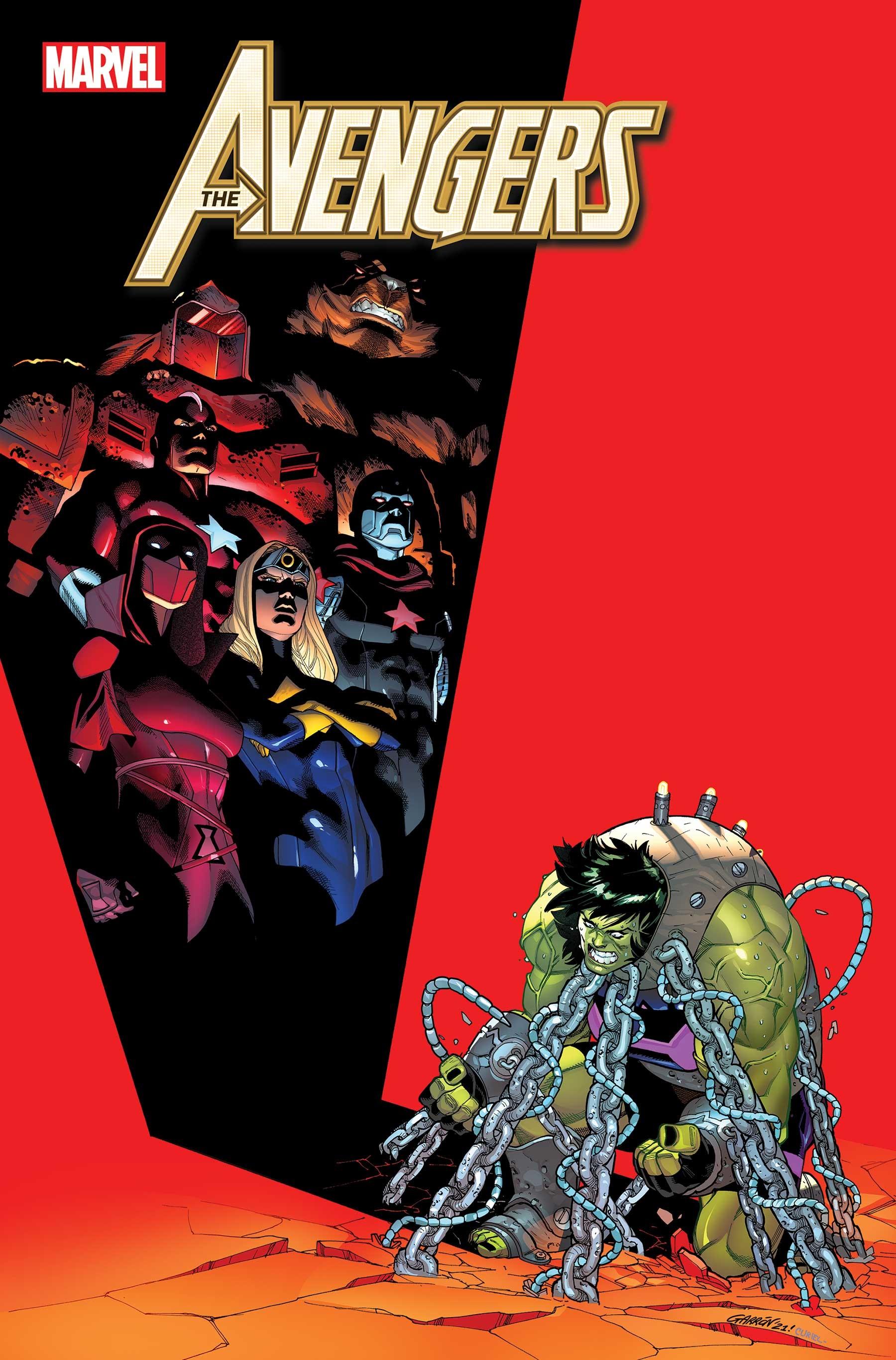 Avengers (2018) #46