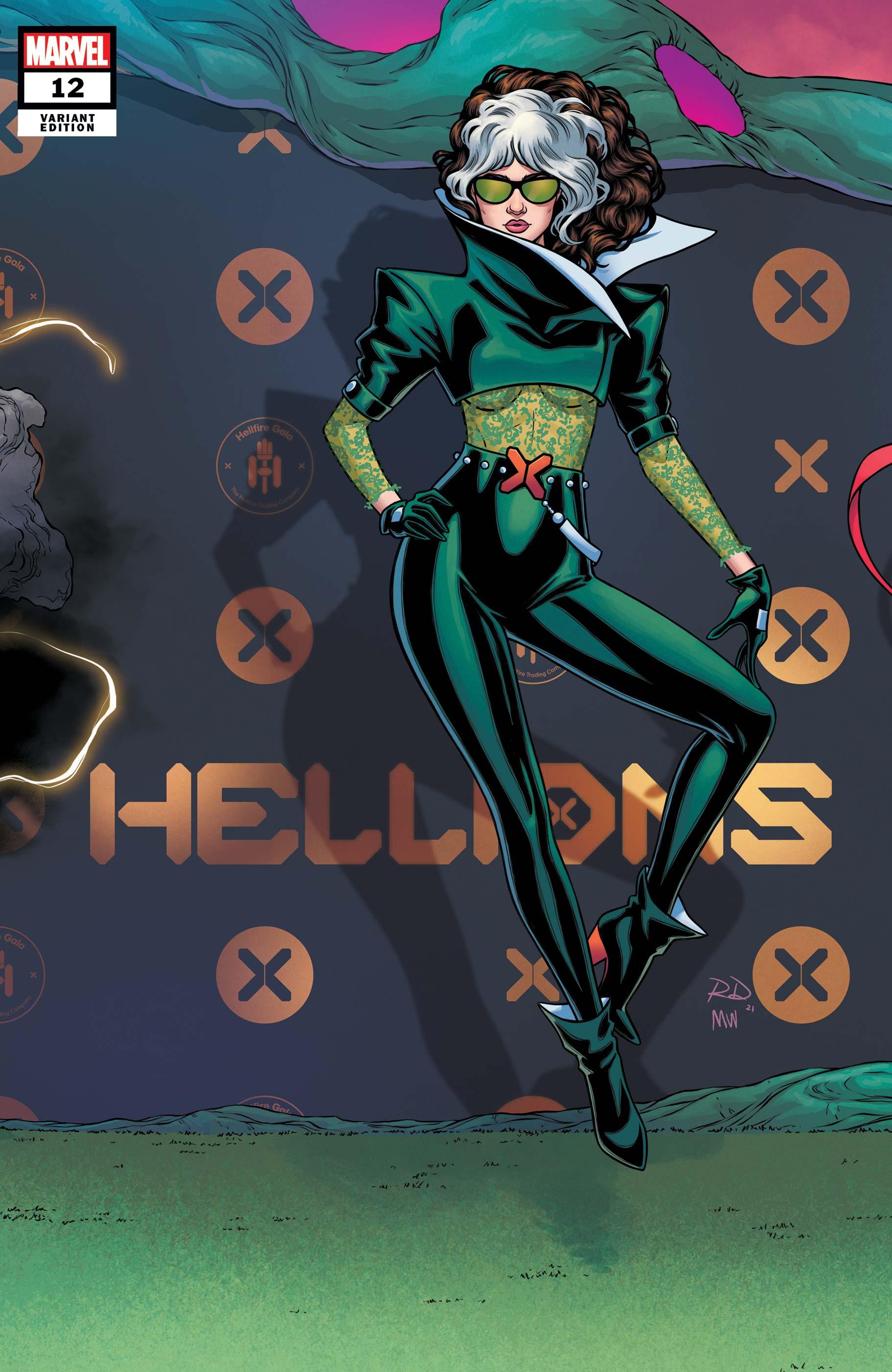 Hellions (2020) #12 (Variant)