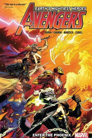 Avengers By Jason Aaron Vol. 8: Enter The Phoenix (Trade Paperback)