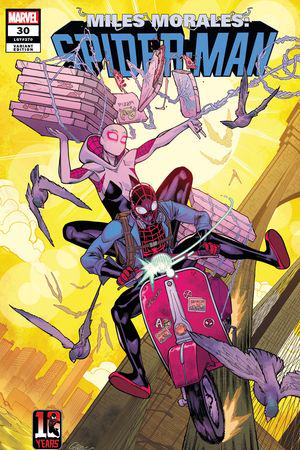 Miles Morales: Spider-Man #30  (Variant)