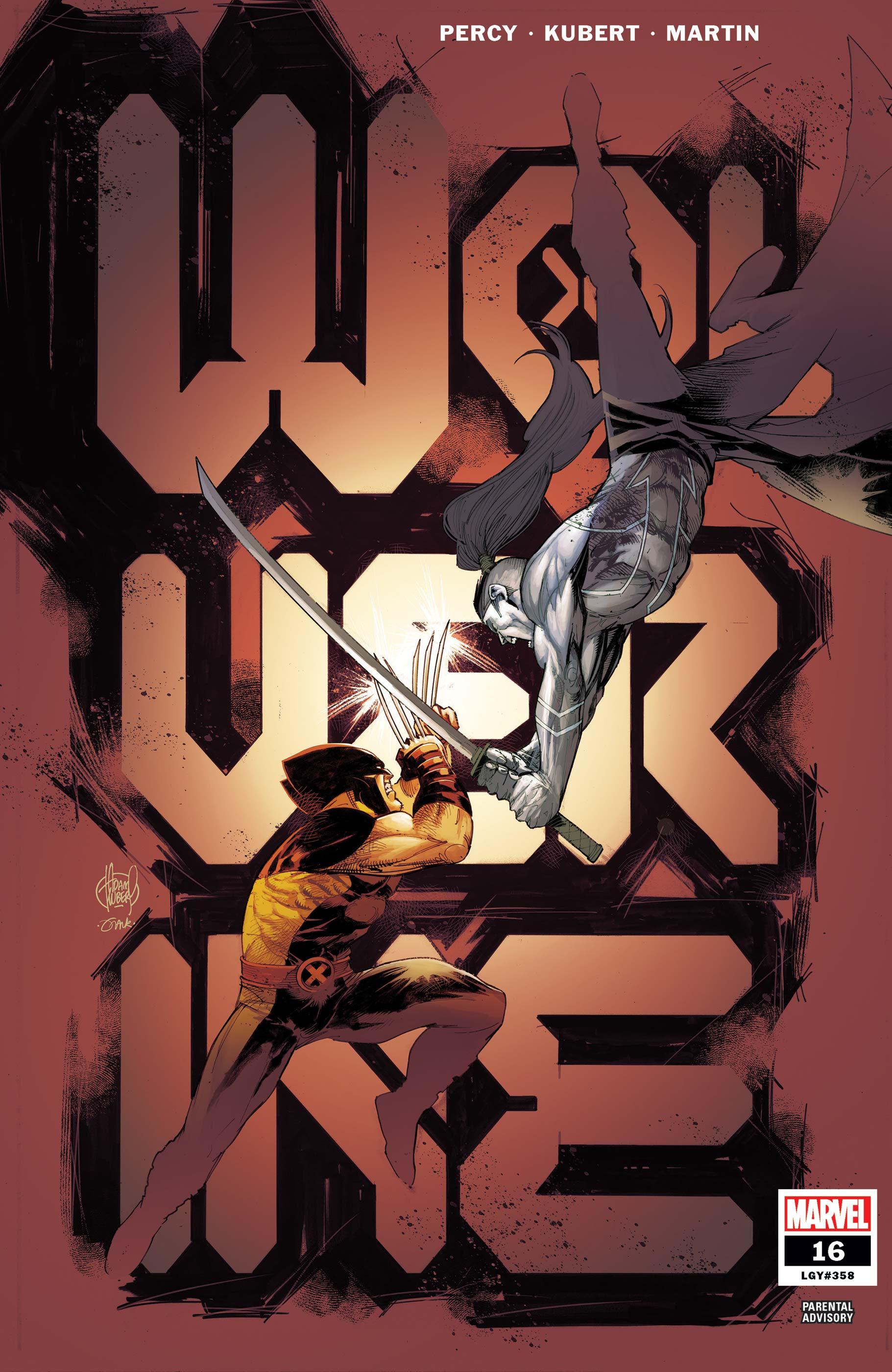 Wolverine (2020) #16