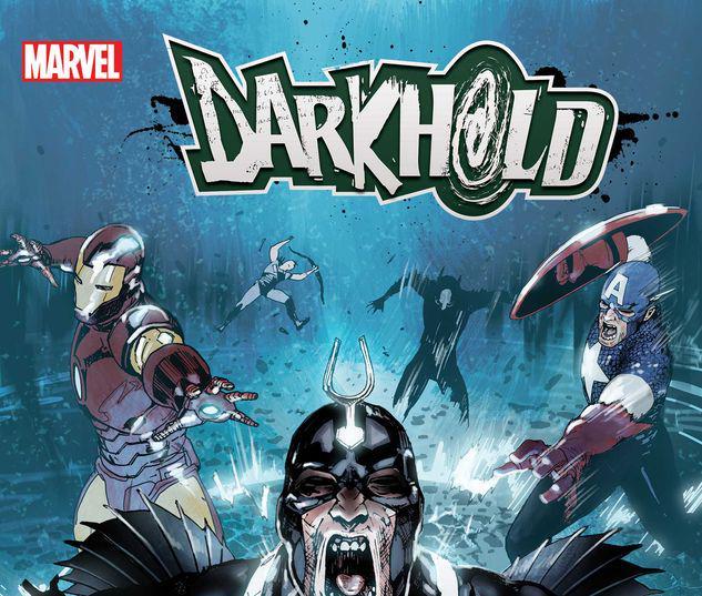 THE DARKHOLD: BLACK BOLT 1 #1