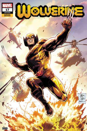 Wolverine #17  (Variant)