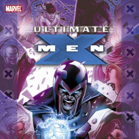 ULTIMATE X-MEN ULTIMATE COLLECTION BOOK