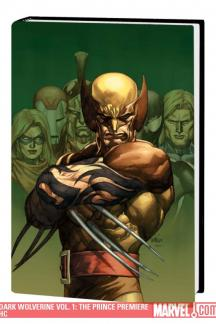 Wolverine: Dark Wolverine Vol. 1: The Prince (Hardcover)