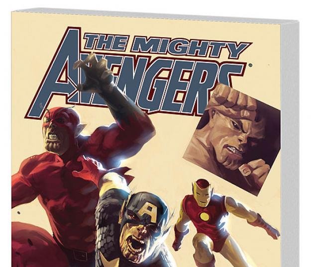 MIGHTY AVENGERS VOL. 3: SECRET INVASION BOOK 1 TPB #1