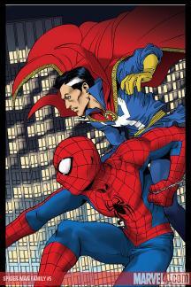 Spider-Man Family (2007) #5