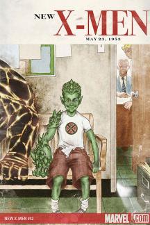 New X-Men #42