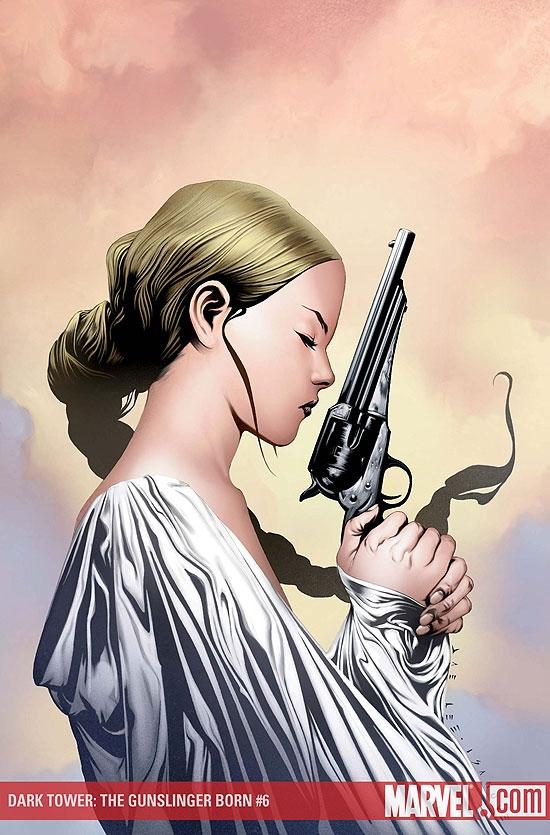 Dark Tower: The Gunslinger Born (2007) #6