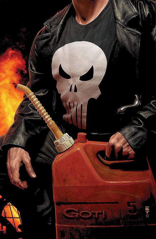 Punisher Max (2004) #30
