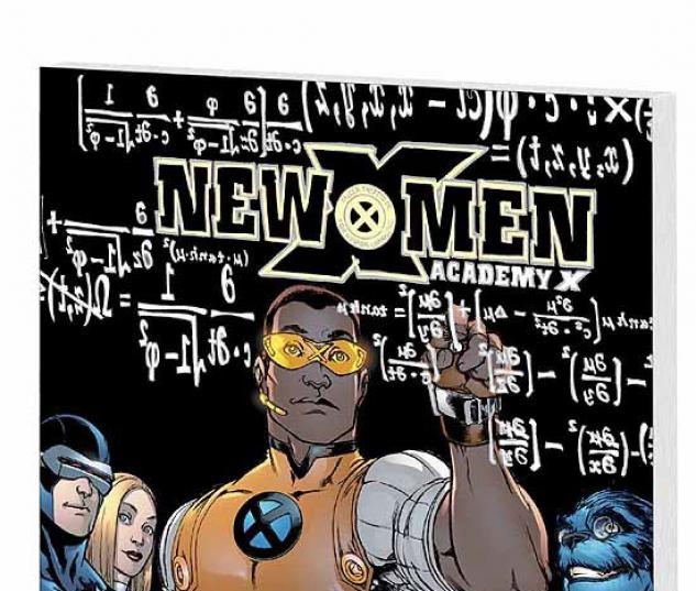 NEW X-MEN: ACADEMY X VOL. 2: HAUNTING COVER