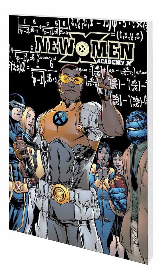 New X-Men: Academy X Vol. 2: Haunting (Trade Paperback)