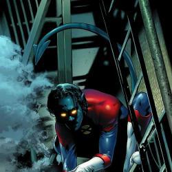 NIGHTCRAWLER (2005) #1 COVER