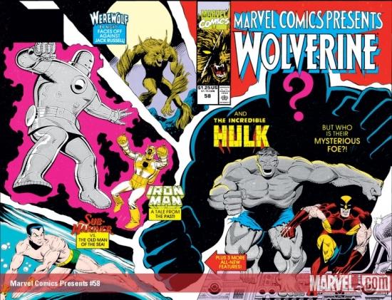 Marvel Comics Presents (1988) #58