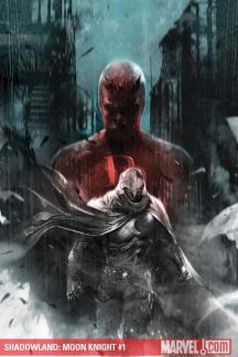 Shadowland: Moon Knight (2010) #1