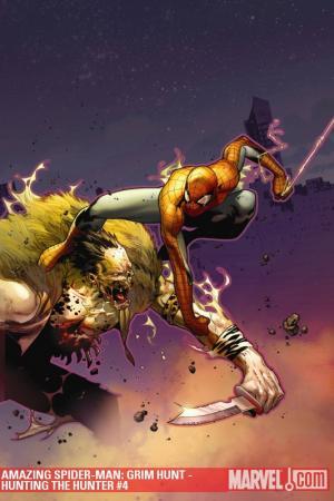 Amazing Spider-Man: Grim Hunt - Hunting the Hunter Digital Comic #4