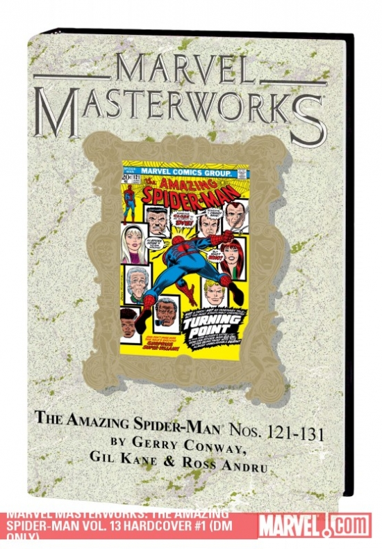 Marvel Masterworks: The Amazing Spider-Man Vol. 13 (Hardcover)