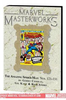 Marvel Masterworks: The Amazing Spider-Man Vol. 13 (Hardcover)