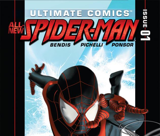 Ultimate Comics Spider-Man (2011) #1