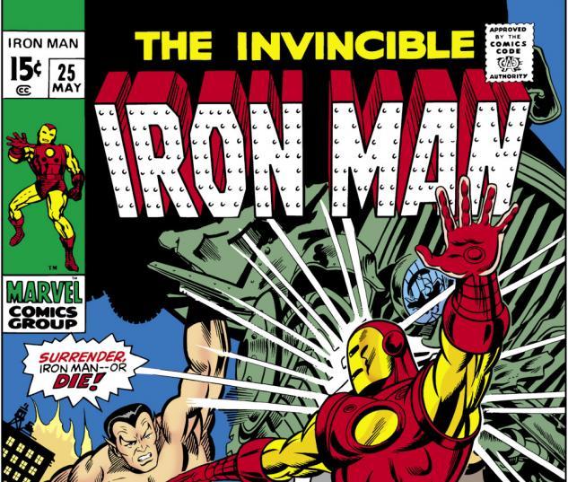 Iron Man (1968) #25
