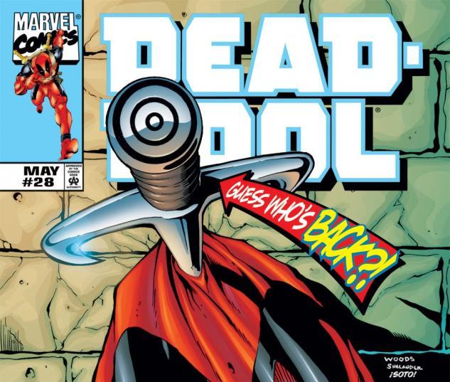 Deadpool (1997) #28