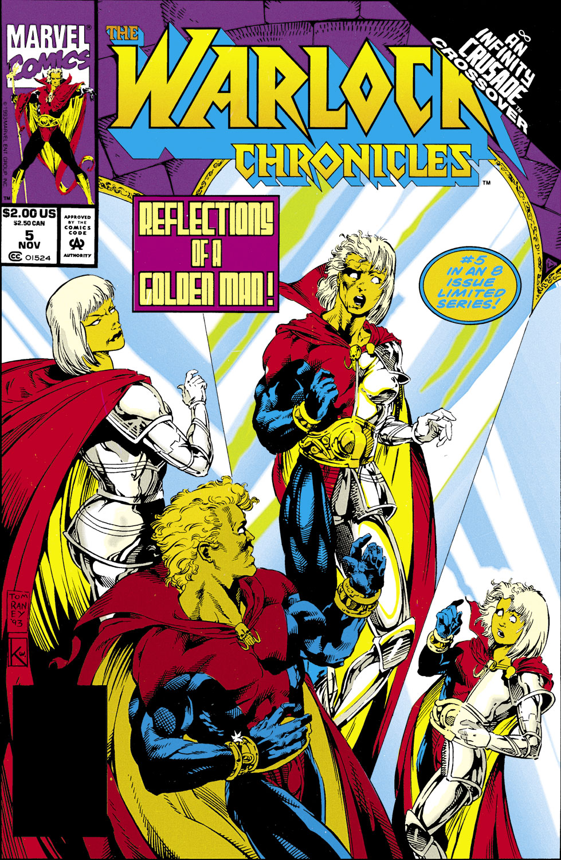 Warlock Chronicles (1993) #5