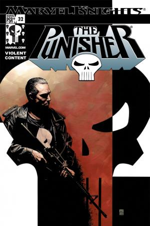 Punisher (2001) #32