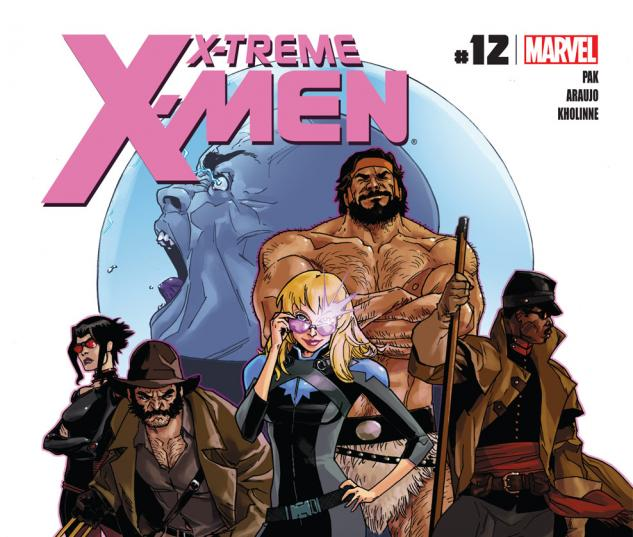 X-Treme X-Men (2012) #12 Cover