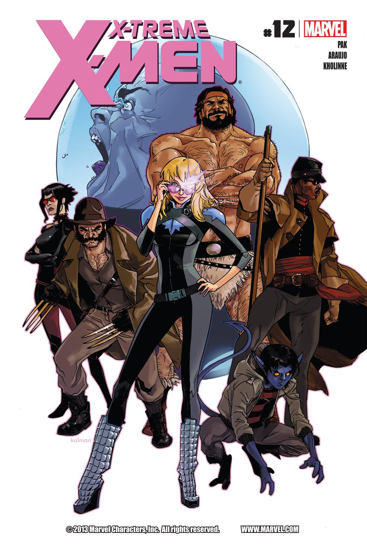 X-Treme X-Men (2012) #12