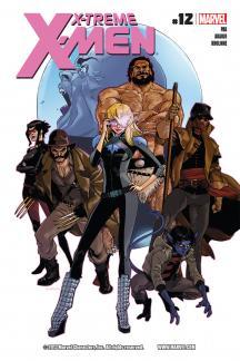 X-Treme X-Men #12