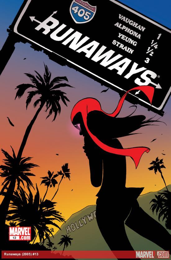 Runaways (2005) #13