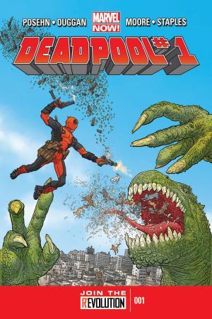 Deadpool (2012) #1