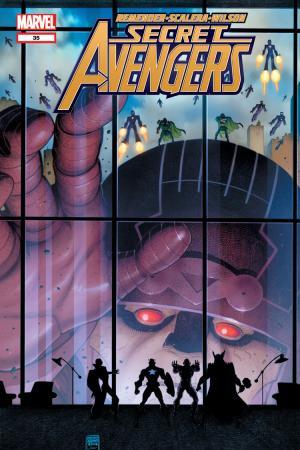 Secret Avengers (2010) #35