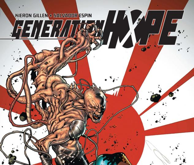 Generation Hope (2010) #3