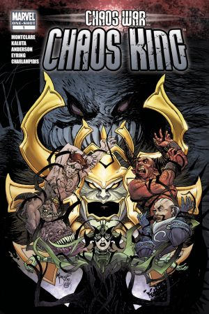 Chaos War: Chaos King #1