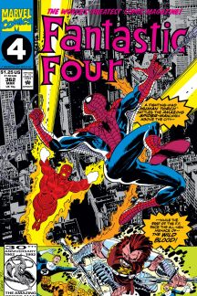 Fantastic Four (1961) #362