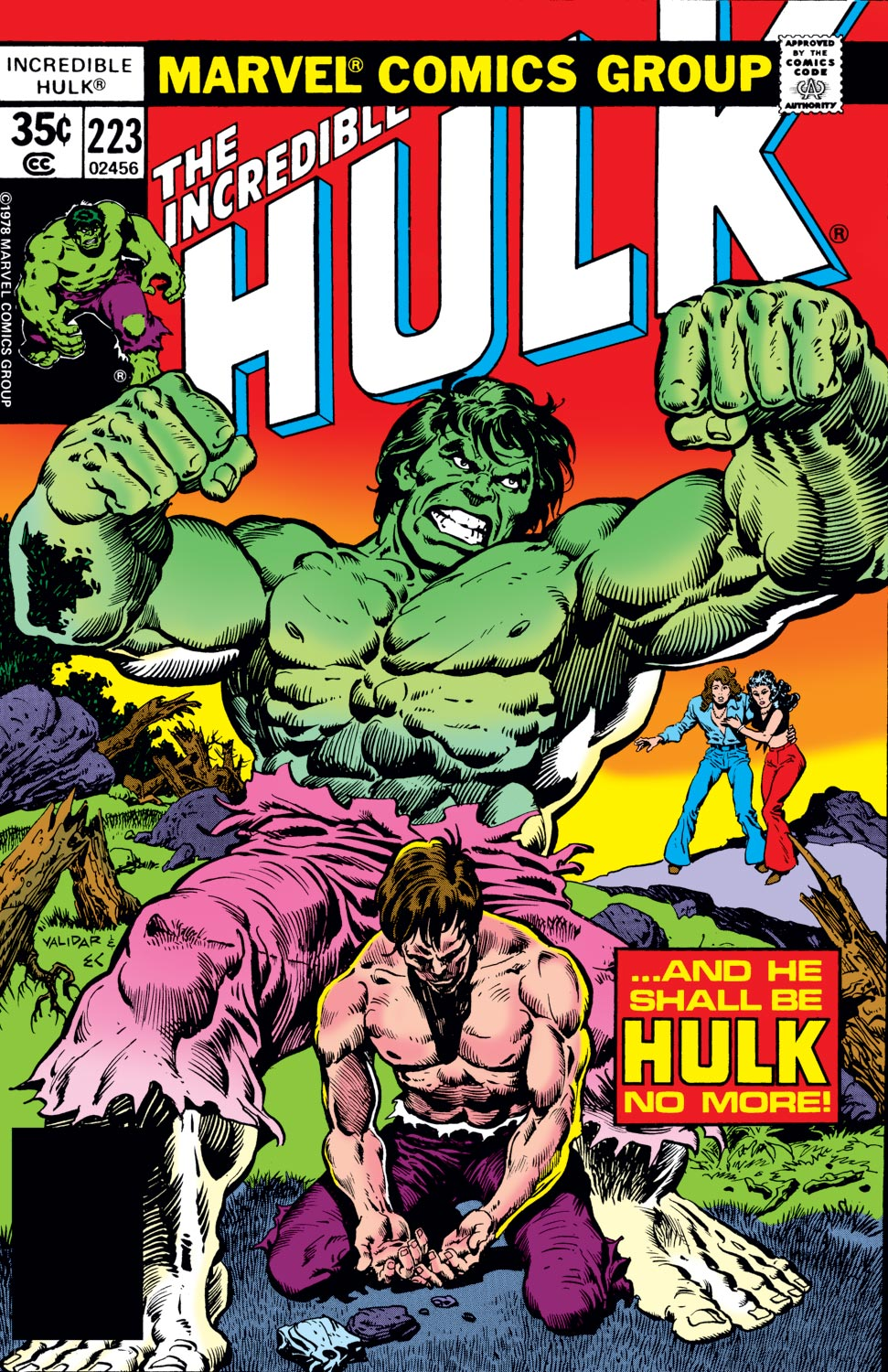 Incredible Hulk (1962) #223