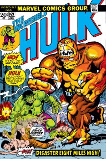Incredible Hulk (1962) #169