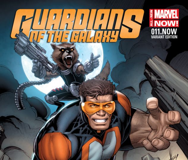 GUARDIANS OF THE GALAXY 11.NOW KEOWN VARIANT (ANMN, WITH DIGITAL CODE)
