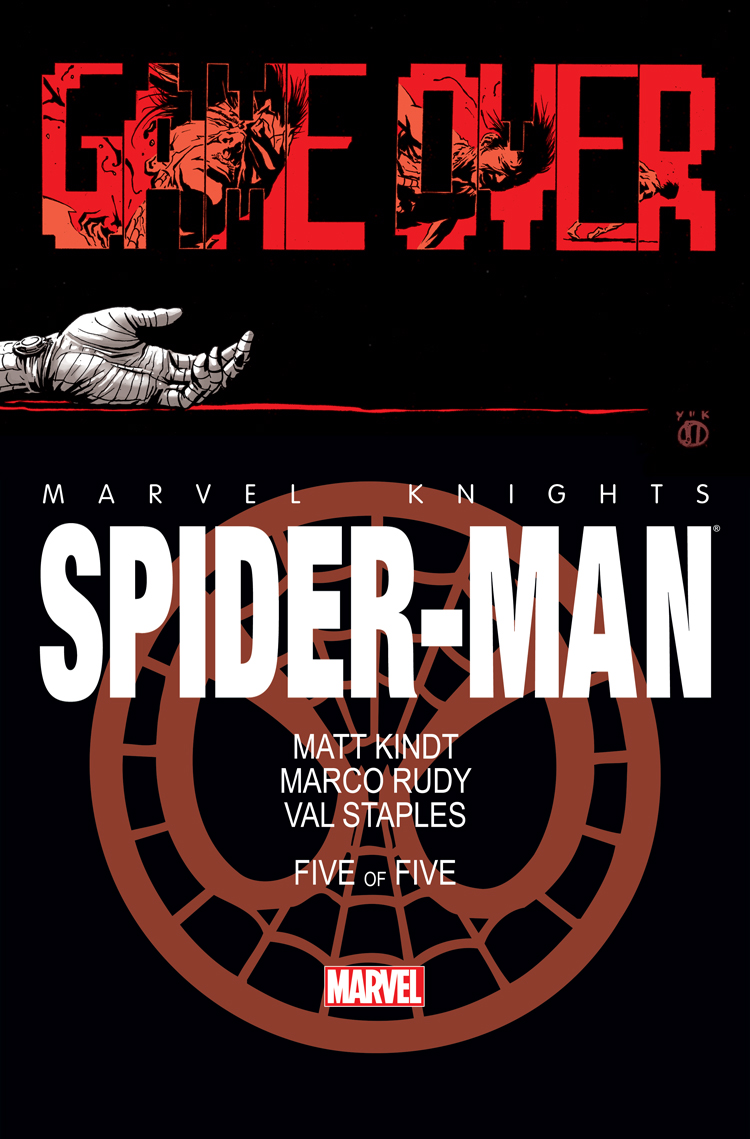 Marvel Knights: Spider-Man (2013) #5