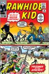 Rawhide Kid (1960) #34 Cover